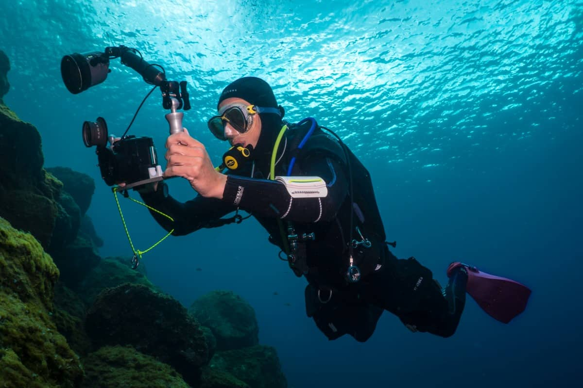 Digital Underwater Photographer