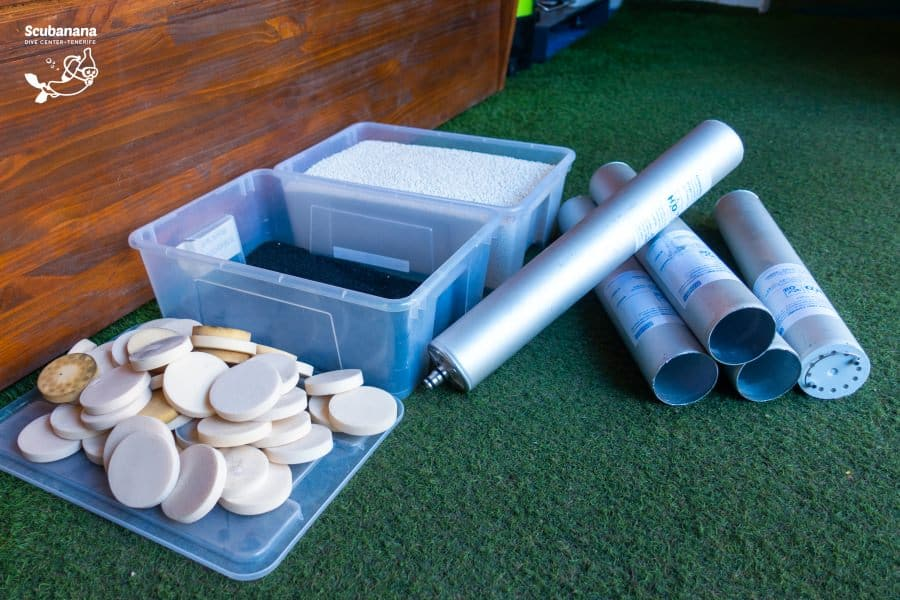 filter recycling