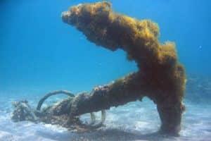 anchor Tenerife